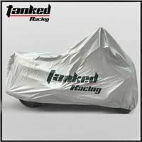 free shipping motorcycle covering,scooter cover,heavy racing bike cover