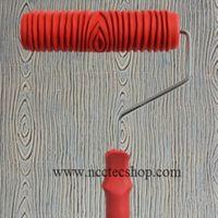 7'' inch wood grain paint roller | 180mm Woodgrain painting rollers