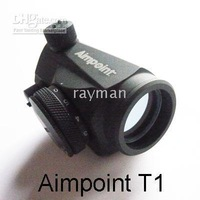 FREE SHIPPING 10pcs/lot  Aimpoint Micro T-1 Sight Red Dot scope/Riflescope Brand New GX
