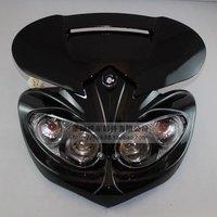 4 Bulb Headlights For Dirt Bike,Free Shipping