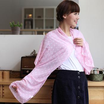 Magicaf scarf sun scarf sun cape anti-uv print cape