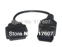 17 PIN to OBD OBD2 16PIN Mazda Converter Adapter 17 PIN to 16 PIN cable