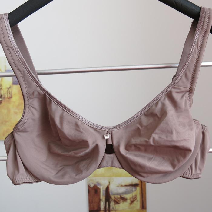 Fashion o1 built-in invisible wire ultra-thin underwear bra
