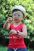 Children clothes baby clothing kids vest child sleeveless boys shirts