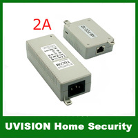 CCTV Accessories DC12V 2A Power over ethernet POE injector/splitter for all devices