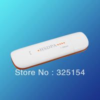 Free shipping 7.2M HSDPA 3G SIM Card USB 2.0 Wireless Modem Adapter with TF Card Slot black