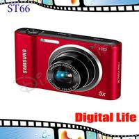Brand New 100% Original Genuine Samsung ST66 16.1 MP Digital Camera with 5x Optical zoom