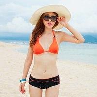Swimwear female sexy triangle bikini swimwear b12060a1-2