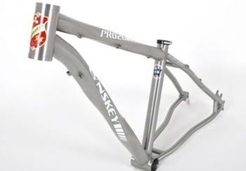 Lynskey pro 26 titanium alloy frame mountain bike frame