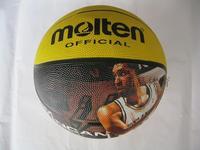 Free shipping rubber Molten basketball, Size7 basketball outdoor basketball 1pcs/lot