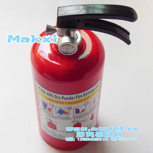 Novelty toy fire extinguisher style piggy bank(China (Mainland))