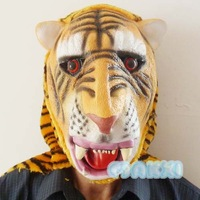 Halloween  tiger mask