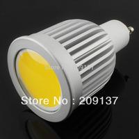 9W COB GU10 E27 E14 B22 LED Spotlight Bulbs 120 Degree CE & RoHS 2 Years Warranty, dimmable,Free Shipping