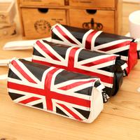 Ann korea stationery fashion torx flag of big capacity pencil case storage bag cosmetic bag k309