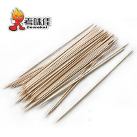 Bbq accessories bbq bamboo stick 50 - - 60