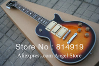 Free Shipping Ace frehley signature desert sunburst Electric Guitar China Guitar