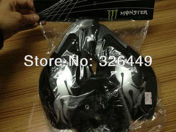 Motocross Dirt Bike MX ATV DAKAR Hand Guards As Acerbis Hand Guards with Dragon pattern