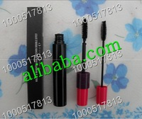 FREE SHIPPING MAKEUP Newest HAUTE NAUGHTY LASH MASCARA DOUBLE EFFET 9G ( 12 pcs / lot )
