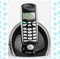 Dect6.0 digital cordless phone wireless telephone backlight caller id telephone(China (Mainland))