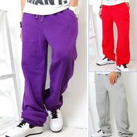 1851 hiphop hip-hop thick trousers wool hip-hop casual sports pants rock