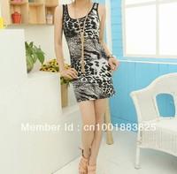 New arriver Female long sleeveless condole belt vest skirt cultivate  morality hip skirt render unlined upper garment