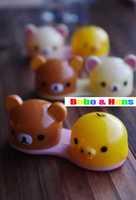 New cute Rilakkuma contact lenses box & case / Eyewear Cases & Bags/ Fashion/Wholesale