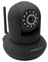 2x Foscam FI9821W Black HD H.264 Wireless Web IP Security Camera IR 1280*720 HD