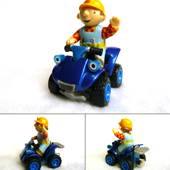 4 babri bob papua atv toy alloy car model(China (Mainland))