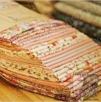 Pink romantic fcz011 12 cotton prints cloth cotton cloth cotton costumiers 100% poplin handmade diy