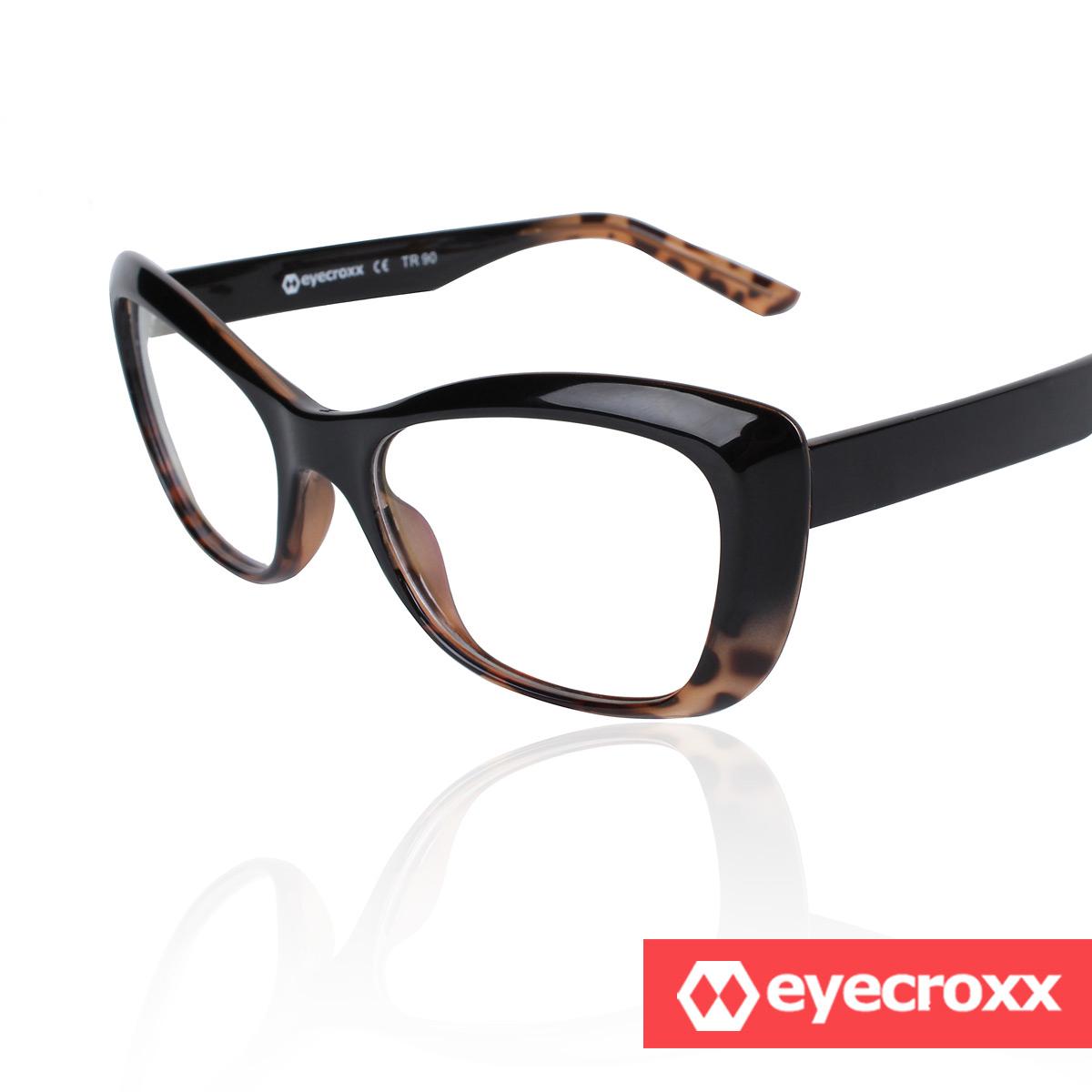 Glasses Frame Decoration : Eyecroxx-glasses-box-female-ultra-light-tr90-radiation ...