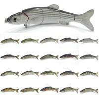 Fishing Lure Blade Lure VIB Hard Bait Fresh Water Shallow Water Bass Walleye Crappie Minnow Fishing Tackle BL3F5