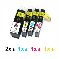 5 ink cartridge compatible for lexmark 100 100xl S405