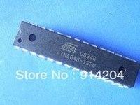 Free Shopping 10PCS,New ATMEGA8 ATMEGA8-16PU DIP Flash IC