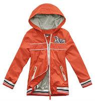Wholesale 6 pcs Autumn winter red blue casual Children Child boy Kids baby liner cotton coat jacket outwear clothing PECS09P89