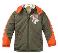 Wholesale 3 pcs Autumn winter green blue Children child Boy Kids baby hoody hooded casual Coat jacket outwear top WM81609
