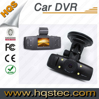 Hot sale car video camera recorder with gps and motion dection
