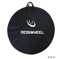"ROSWHEEL New  73cm 700C Road & 26"" MTB Bicyle Bike Cycling Wheel Bag  Pack Black Free Shippng"