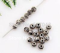 Wholesale 1000pcs Fashion Zinc Alloy  Nice  Small Spacer  Beads 4x4mm  B19B