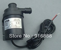 2m lift,12V12W,water pump 5-8 lph, Micro brushless pumps,large flow high lift, circulating water cold water system, fish tank