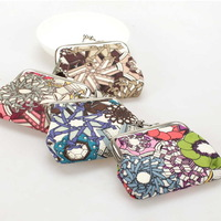 2014 cartoon garden coin bag ,,Coin purse ,Cosmetic Bag pocket wedding gift small purse spacial key holder 12pcs/lot c093