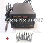 220V ESD HAKKO 937 Soldering Station Digital static-free constant temperature HAKKO937 HAKKO 907 soldering handle