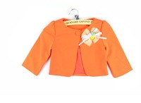 The new 2013 soft silky lovely fashionable suit jacket of the girls