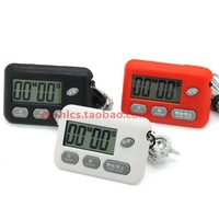 Bk-727 electronic timer kitchen timer reminder large magnetic timer