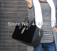Hot selling Woman Handbag Shoulder Bags horsehair zipper totes bag free shipping factory price wholesale BB0033