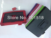 Protective Folio Leather Cover Case BLUE for ASUS Eee MeMO Pad ME172V 7' Tablet