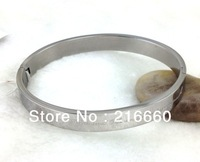 316l stainless steel wedding bangle for women