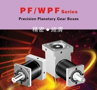 Free shipping single-stage planetary gear boxes the flange szie is 60, linear output style ,Reduction ratio is 1:5 low price