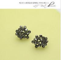 Accessories irregular bling earring 2270 popular accessories