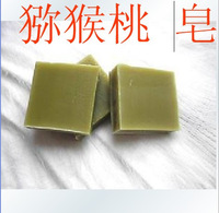 Kiwi fruit olive oil soap jingbai constringe pores natural plant soap cold process handmade soap
