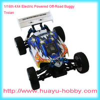 HSP 94185 Troian 1/16th 4WD Electric Off-Road Buggy